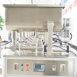 DTG-500-DV东泰小型酱料灌装机  机型小巧占地小