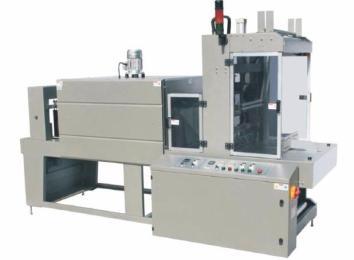 PE膜收缩包装机全自动袖口封切机
