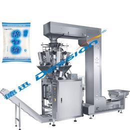 DS-420AZ背封立式砂糖包装机 背封绵白糖包装机