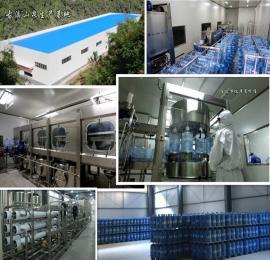 HSG桶裝水設備云南桶裝水無菌水自動沖洗直線灌裝機設備