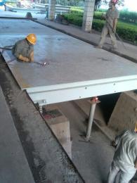 SCS柳州特力衡器廠家提供電子磅秤 小地磅 地上衡