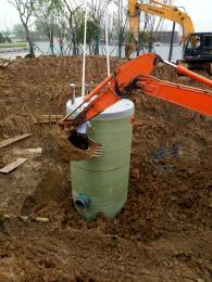 呼和浩特錫林浩特大型一體化預制泵站