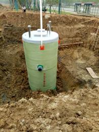 銅陵池州大型全自動一體化預制泵站廠家