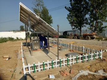 河南省開封太陽能微動力污水處理設備廠家