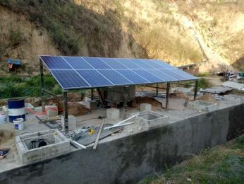安徽太陽能微動力農村污水處理設備廠家