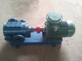 3GBW90X2螺杆沥青泵 保温螺杆泵 公路沥青喷洒泵