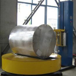 ROBO-P2100E電白稱重式圓筒紙拉伸膜纏繞機售貨點