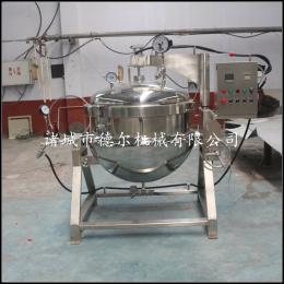 100L红豆蜜枣粽子蒸汽高压蒸煮锅