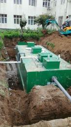 小型医院污水处理设备,设备优势
