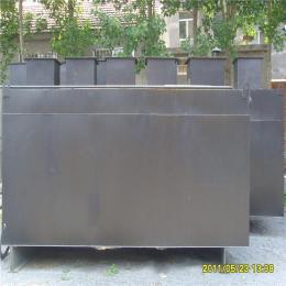 制革废水处理设备规格参数