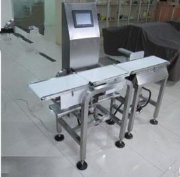 GCFX重量分选机称重剔除机咸菜包剔除机