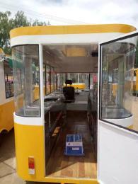 lulu-08厂家直销电动小吃车