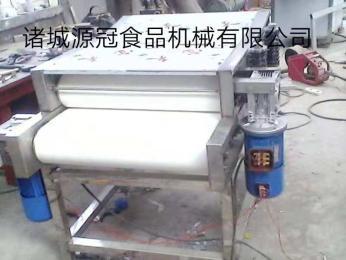 YGZX-02酱菜包装 金针菇包装 食品包装压平整形机