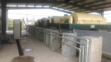LWJ800建筑基础打桩泥水处理设备