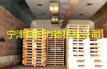 木材烘干房24小时连续干燥作业,自动控温装置
