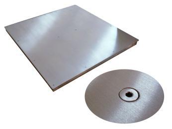 1噸電子地磅 不銹鋼電子平臺秤地磅