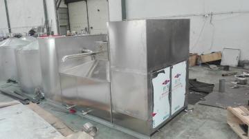 DNRP供应 餐厨垃圾油水分离器 厂家