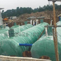 DNRP地埋式屠宰智能一體化污水處理設備施工方案