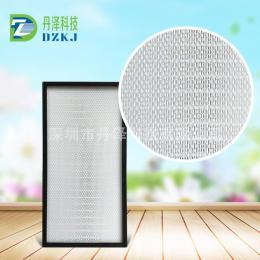 dz-wg木框有隔板高效空氣過濾器價格多少錢