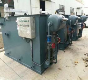 一体化气浮机污水处理设备价格