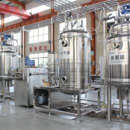 1000大型牦牛奶加工設備