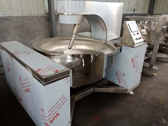 迪凯公司供应中央厨房彩友彩票平台电磁智能炒菜机器