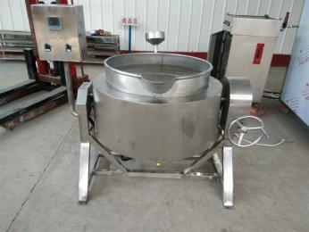 JCG-500L果酱电加热夹层锅