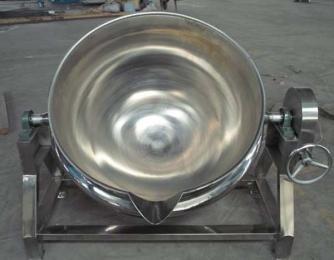 100型食堂用电加热炒菜夹层锅蒸煮锅型号齐全