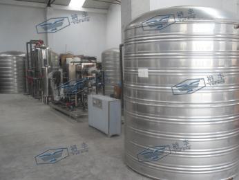 水处理设备生产线