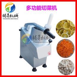TS-Q38小型切菜机瓜果土豆切丝机,萝卜切丁机