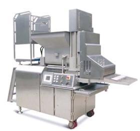 食品成型机大型鸡排肉排成型机、全自动成型机、调理肉制品生产线