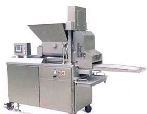 全自动彩友彩票平台大型全自动成型机|肉饼成型机专业生产商