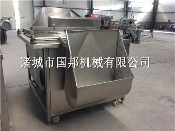 GB-1200全自动电加热油炸机 薯片薯条油炸机 自动控温油炸设备
