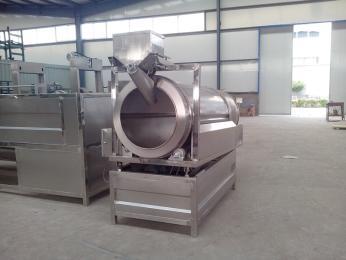 GB-2200諸城市國邦食品機械,臥式調味機