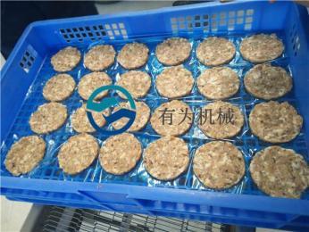 CXL-100全自动肉饼土豆饼成型机