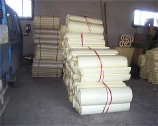 聚氨酯热水保温管壳生产供应商