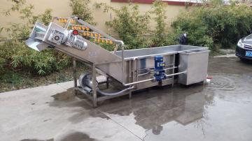 800蔬菜清洗機,凈菜清洗機,鼓泡清洗機廠家
