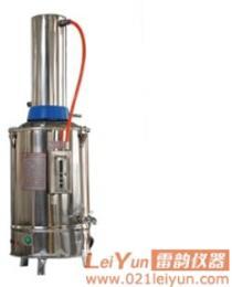 YA-ZD-10蒸馏水器,雷韵极力推荐—自控型、全不锈钢电热蒸馏水器