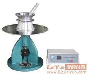 NLD-3水泥胶砂流动度测定仪 物美价廉水泥胶砂流动度