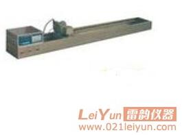 SY系列沥青控温测力延伸仪(能自动计算显示3个试样的延度平均值)