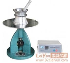 NLD-3型水泥胶砂流动度测定仪工作原理-产品结构