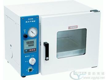 不锈钢板真空干燥箱,DZF-6030A型真空干燥箱,新一代DZF真空干燥箱