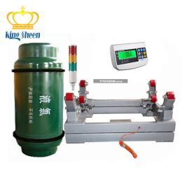 上海2T鋼瓶秤 氣罐秤 氣瓶秤廠家直銷
