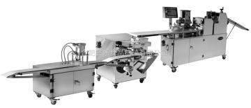 酥饼生产线厂家