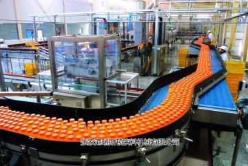 米露饮料灌装生产线