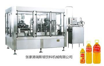 汇源果汁饮料灌装机