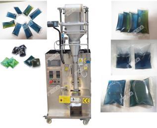 广东全自动液体包装机厂家  洗衣液包装机  洗面奶包装机