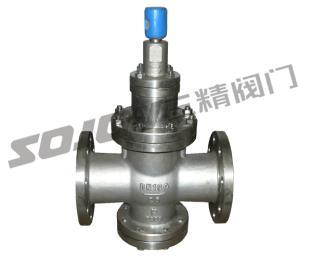 Y42X-16/40/64P不锈钢膜片式减压阀