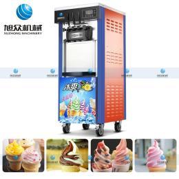 旭众智能冰淇淋机
