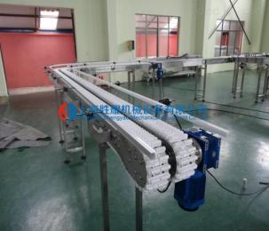 103柔性刮板鏈輸送機_勝耀批發供應
